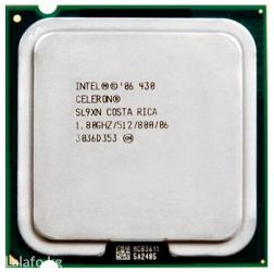 Процессор intel celeron 430 - 1. 8 ghz. Гнездо процессора: lga в Бишкек