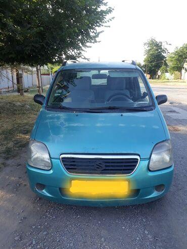 Suzuki - Кыргызстан: Suzuki Wagon R 1.3 л. 2001 | 1 км