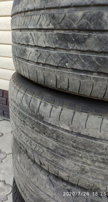 б у резина летняя в Кыргызстан: Продаю б/у резину на джип летние цена за шт