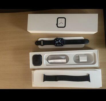 vakansii apple в Кыргызстан: Серебристые Унисекс Наручные часы Apple