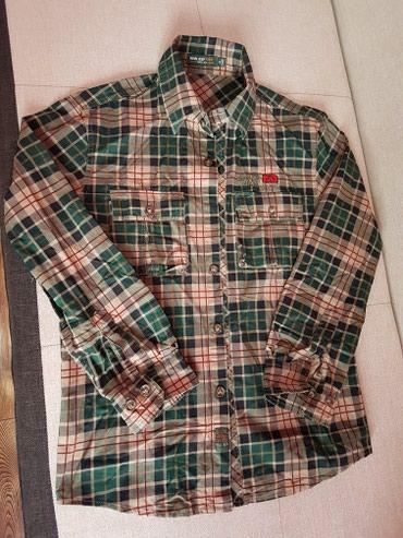 Продам новую мужскую рубашку фирмы в Лебединовка