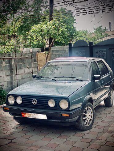 сколько стоит шины в Кыргызстан: Volkswagen Golf 1.8 л. 1986