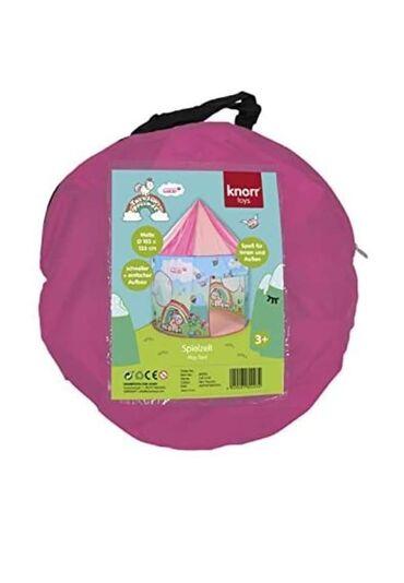 Dečiji šator Nici Theodor and Friends je dečiji šator, koji se može