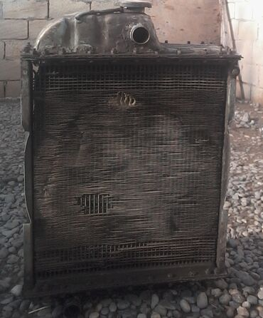 Ehtiyat hissələri - Ətcələr: Mtz 80 radiatoru