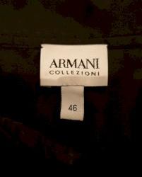 Kosulja-original-pise - Srbija: ARMANI collezioni ORIGINAL poslovna crna zenska klasicna kosulja. 100%