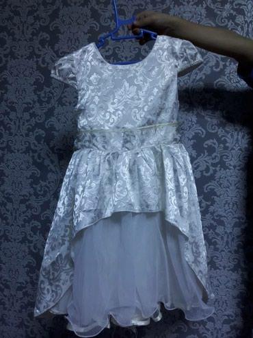 Продам платье на девочку возраст 5 лет. в Бишкек