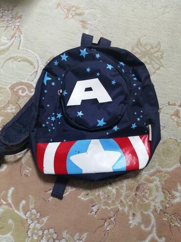 Продаётся детский рюкзак для мальчика в отличном состоянии, почти как