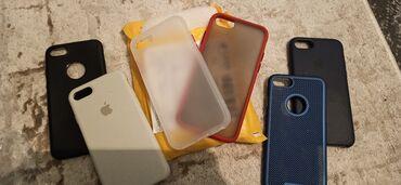 6 чехлов на iphone 7/8/SEДва новые из али экспресс, не