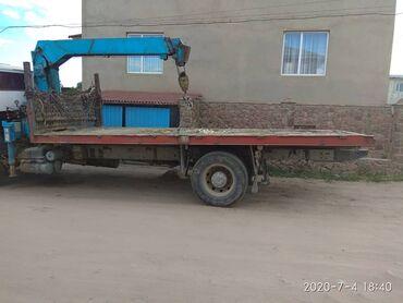 Продаю борт длина 6м пол контейнер Ман Мерседес Вольво Скания