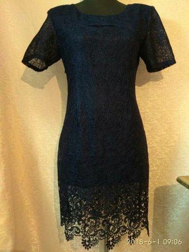 Платье гипюр 44 размер в Бишкек