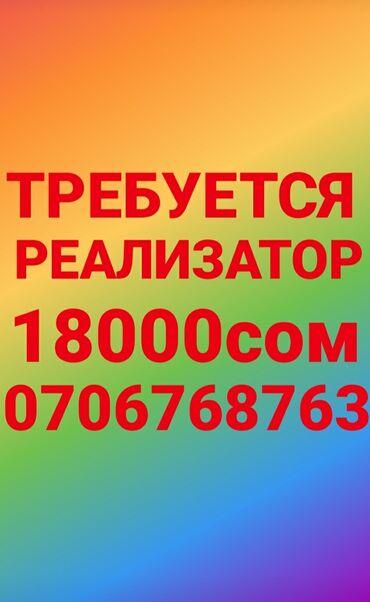 канцелярия в бишкеке в Кыргызстан: Промоутер. Без опыта. 5/2