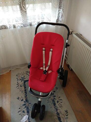Maxi cosi - Srbija: Prodajem dečija kolica Quinny buzz 3 u 1 očuvana su kao nova. Uz njih