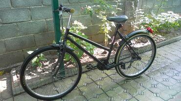 Хороший, добротный велосипед
