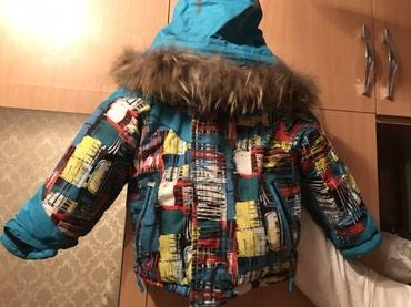 Детская зимняя куртка на 2-3 годика  (с в Бишкек