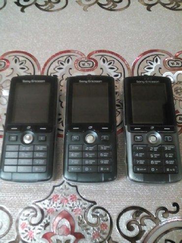 Soni Ericsson heç bir problem yoxdur adapteri var tax nömrəni işləd