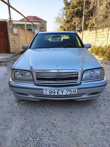 vozduxamer - Azərbaycan: Mercedes-Benz 220 2.2 l. 1993 | 423070 km