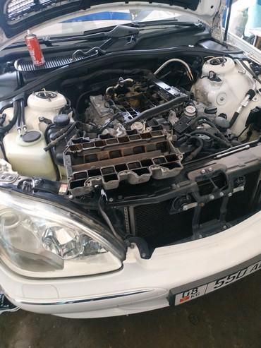 Mercedes-Benz  в Кок-Ой