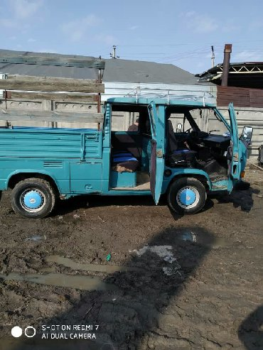 Водный транспорт - Кыргызстан: Volkswagen Transporter состояние хорошее