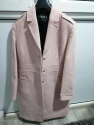 Ženski kaputi   Cacak: Nov ženski exterra kaput. Predivna nezna bebi roze boja. Veličina M