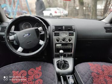 фордов в Кыргызстан: Ford Mondeo 2 л. 2002