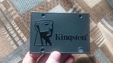 проба в Кыргызстан: SSD диск Kingston A400 2.5 960Gb SATA III TLC SA400S37/960Gнемного б\у