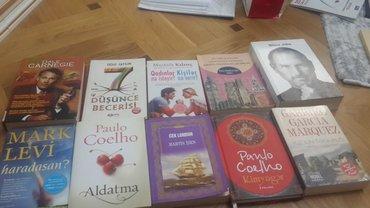 Bakı şəhərində Kitablar