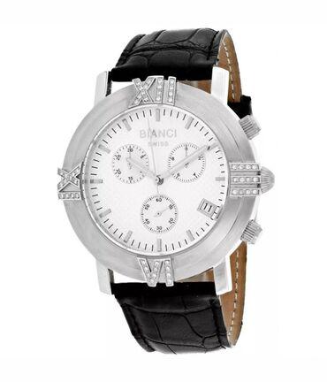 Бриллианты - Кыргызстан: Часы унисекс с бриллиантами, итальянского бренда Roberto Bianci. Могут
