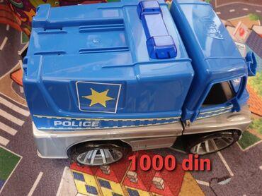 Buick le sabre 3 at - Srbija: Lena policijski kamion