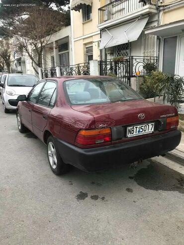 Toyota Corolla 1.3 l. 1995 | 221000 km
