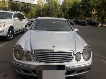 Mercedes-Benz 270 2003 в Бишкек