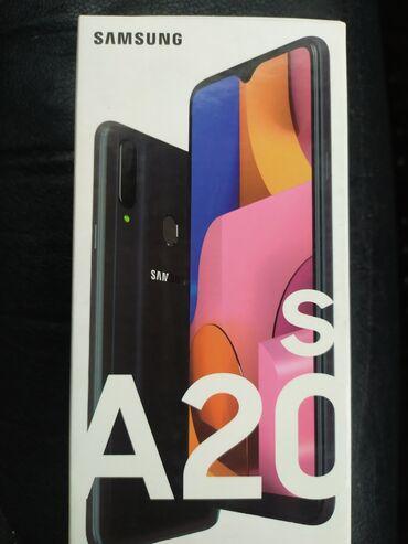 Новый Samsung A20s 32 ГБ Черный