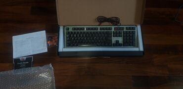 Компьютеры, ноутбуки и планшеты - Лебединовка: Клавиатура bloody b840 механическая оптика 1мс отклик