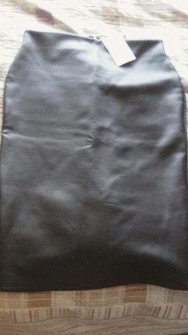 юбка-новая в Азербайджан: Юбка коженая новая