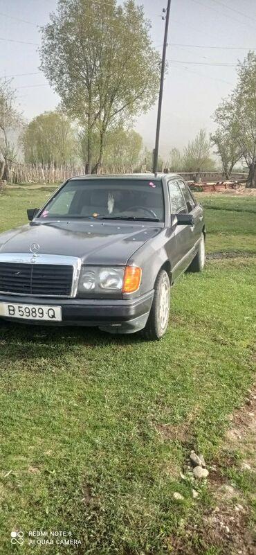 купить мотор мерседес 2 2 дизель в Кыргызстан: Mercedes-Benz W124 2.5 л. 1988   1000 км