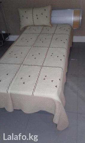 Покрывала стеганое элегантное 200 см 230 в Бишкек