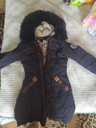 стильную зимнюю куртку в Кыргызстан: Продаю куртку зимнюю в хорошем состоянии