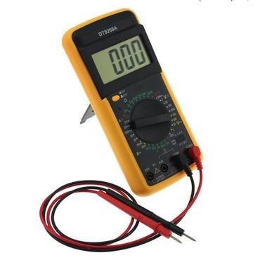 Продаю мультиметр DT9208A (новый, полный в Бишкек