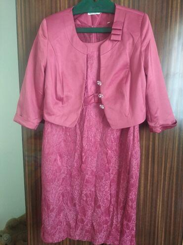 Вечернее платье двойка Размер48-50 Ношено всего 4 раза