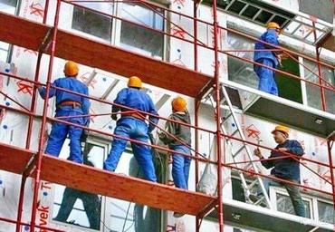 услуги плиточника в Кыргызстан: Строители Универсальная строительная бригада предлагает свои услуги