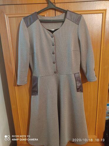 Платье, 46 размер, 500 сом