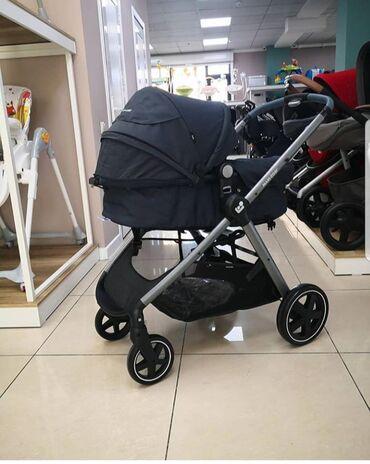 Продаем коляску трансформер Maxi cosi Zelia, цвет графит (расцветка