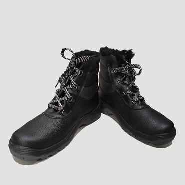 бу вечернее платье размер 46 в Кыргызстан: Спецобувь - кожаные ботинки 22-55 ПУ-ТПУ.Ботинки с завышенным берцем