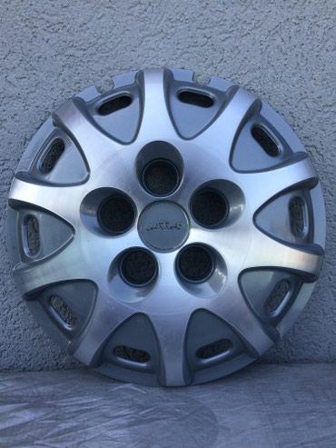 * Aluminijumske ratkapne R'14 za sva vozila na 5 srafa - Pancevo
