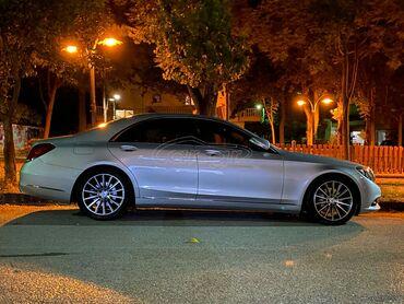 Mercedes-Benz S 400 3.5 l. 2014 | 41000 km
