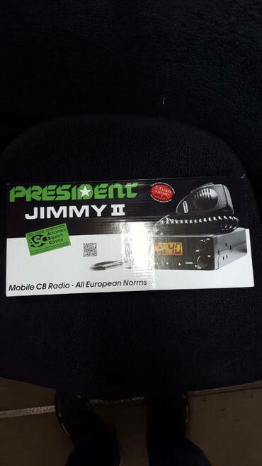 Другая автоэлектроника - Кара-Балта: Рация автомобильная Jimmy