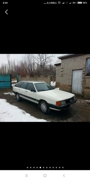 Audi 100 1989 в Жаркынбаев