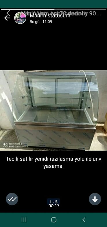 Электроника в Сабирабад: 1 aydi yiqlib zakaza 1200 azn maqaza baqladiqi ucun tecili satlir 450
