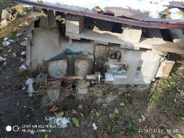 Автозапчасти в Кербен: КПП Коробка передач с делителем КамАЗ в хорошем состоянии