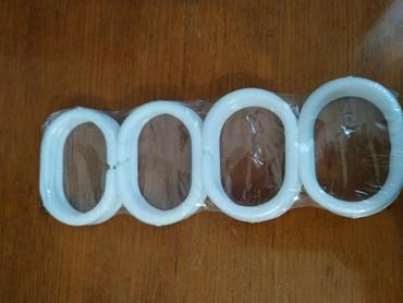 Продаю новые упакованные кольца для ванной шторки! в Бишкек