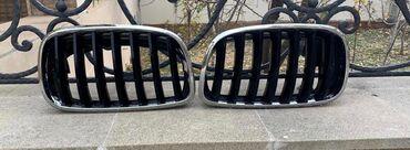 bmw-x6-xdrive30d-steptronic - Azərbaycan: Оригинальные решётки радиатора (ноздри) BMW X6, Новые.нет дефектов и
